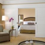 ابواب غرف مودرن باللون الأبيض