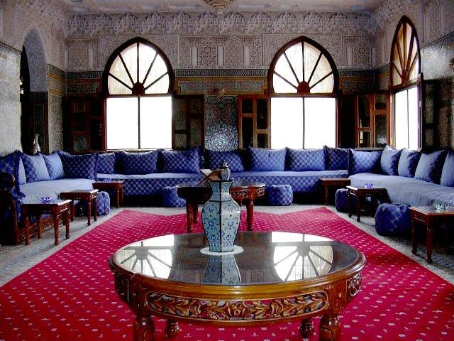 Salon marocain de luxe 2014 pictures for Salon oriental luxe
