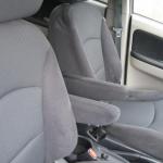 المقاعد الامامية للسيارة ميتسوبيشي جرانديز 2014