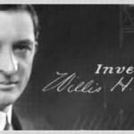 مخترع المكيف ... ويليس كارير