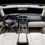 المقاعد الامامية للسيارة لكزس ES 2014