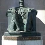 تمثال الكسندر غراهام بيل، - 35721