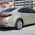 سعر السيارة لكزس ES 2014