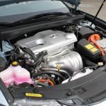 صورة المحرك الوقى للسيارة لكزس Es 2014
