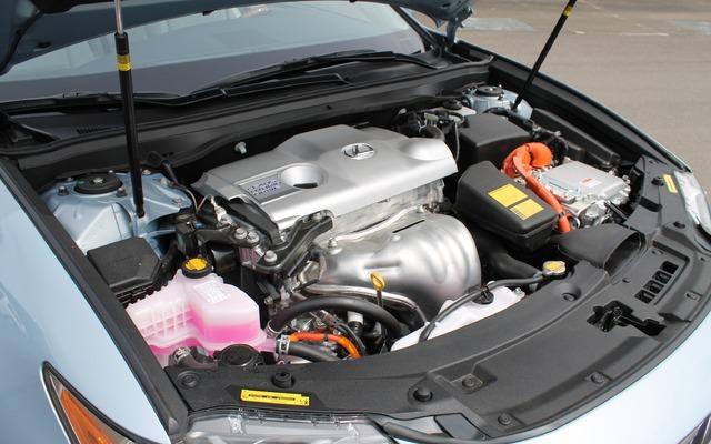 محرك السيارة لكزس ES 2014