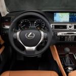 عجلة القيادة للسيارة لكزس جي اس 2014 - 35201
