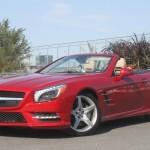 صور و اسعار مرسيدس 2014 Mercedes SL Class