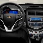 صورة عجلة القيادة شفروليه افيو 2014 - 41471