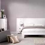 غرف نوم حديثة هادئة
