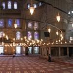 المسجد الأزرق في اسطنبول