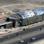 محطة المنطقة الحرة لجبل علي تحت الإنشاء - 39859