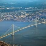 جسر أكاشي كايكيو من الجو - 39098
