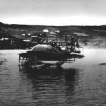 جرس HD-4 في اختبار تشغيل كاليفورنيا. 1919  - 35740