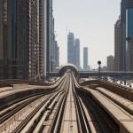 خطوط السكك لمترو دبي - 39877