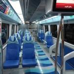 القسم الذهبي مترو دبي - 39864