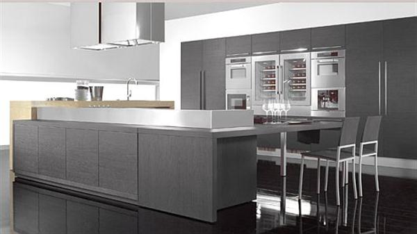 kitchen design grey | winda 7 furniture