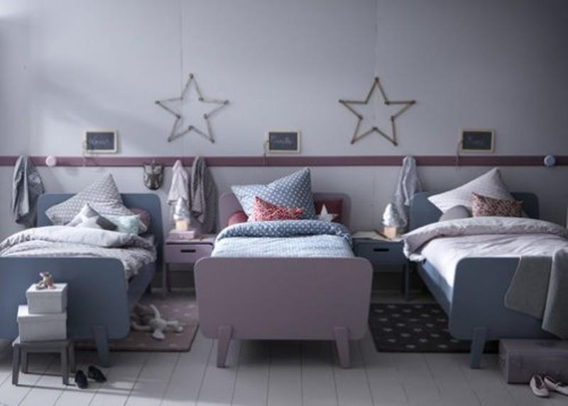 غرف نوم ثلاث اولاد | المرسال