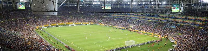 Maracana Stadium, Brazil Barcelona's highest budget in the world Barcelona's highest budget in the world Maracan C3 A3 stadium 800x198