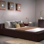 غرف نوم للعرسان مودرن هادئة