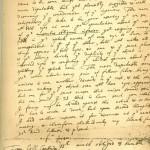رسالة من نيوتن إلى د. ويليام بريجز يعلق فيها على كتاب بريجز