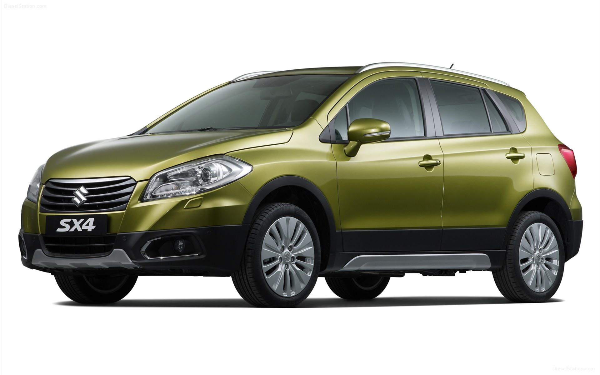 Suzuki-SX4-2014   المرسال