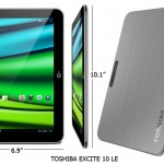 شاشة لمسية بتابلت توشيبا اكسايت Toshiba Excite 10