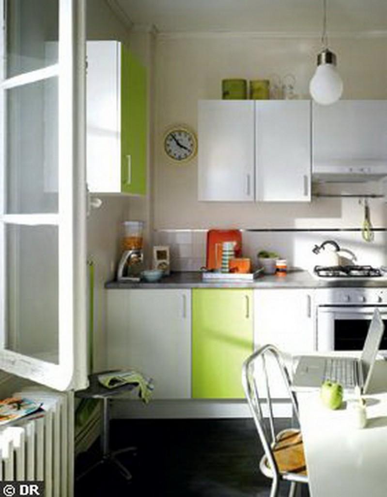 ديكورات مطابخ بسيطة لمنازل بسيطة المرسال