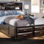 تصميم غرفة نوم مميزة مع افكار ذكية للتخزيين - 36450
