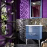 ديكورات حمامات برؤية جديدة