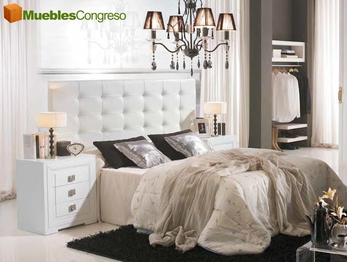 for Decoracion dormitorios matrimonio blanco