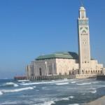 مسجد الحسن الثاني في المغرب  - 41487