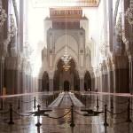 الساحة المؤدية للمسجد - 41489