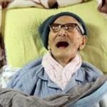 كيمارو - اكبر رجل معمر في اليابان