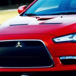 الانوار الامامية للسيارة ميتسوبيشي لانسر سبروت باك 2014
