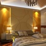 غرف نوم للعرسان مودرن فريدة