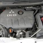 المحرك للسيارة ميتسوبيشي جرانديز 2014
