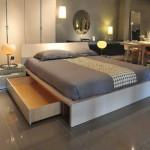 تصميم غرف نوم انيقة مع افكار تخزيين - 36456
