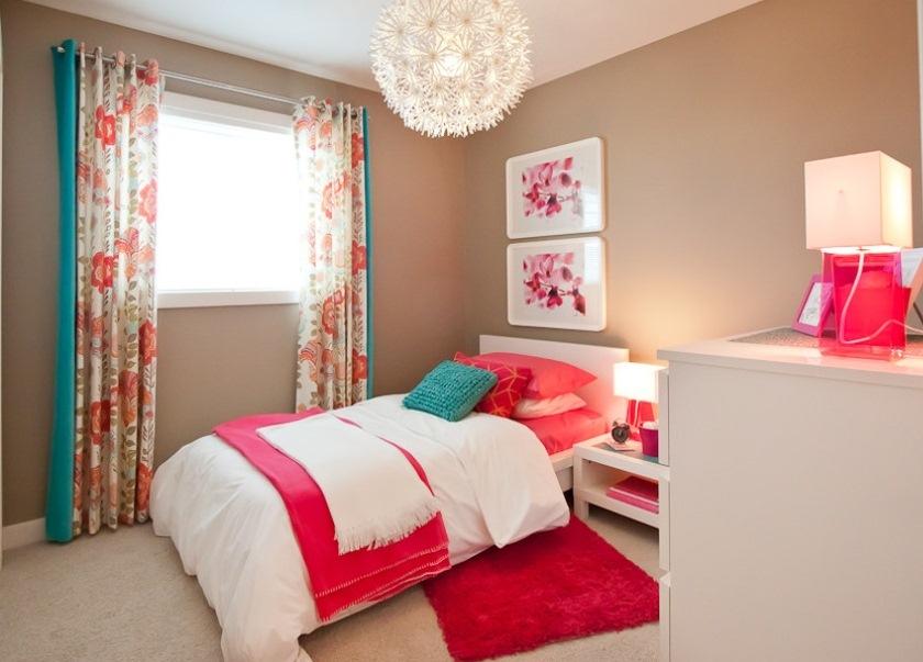 تصاميم غرف نوم صغيرة ساحرة | المرسال