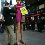 اطول امرأة في العالم في موسوعة غينيس