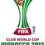 شعار كأس العالم للأندية المغرب 2013