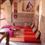 احد البيوت في قصر آيت
