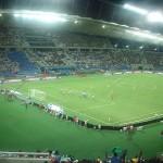 مباراة البرازيل والأرجنتين في استاد خليفة