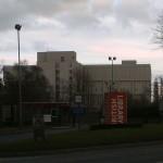 المكتبة البريطانية في بوسطن منتجع صحي