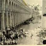 مكة قديما في موسم الامطار - 45285
