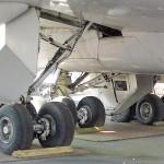 بوينغ 747 العتاد الرئيسي للطائرة