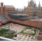 المكتبة البريطانية و سانت بانكراس