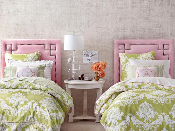 تصميم غرفة نوم بنات واولاد مشتركة هادئة | المرسال