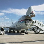 محركات بوينغ 747 من المقدمة