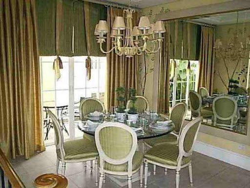 for Small dining room interior design