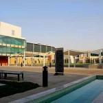 مركز البيانات الخضراء لجامعة العين في الإمارات